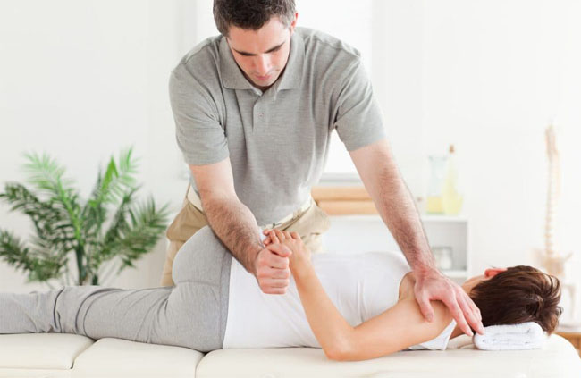 Healthy Recovery Λευκάδα Φυσικοθεραπευτήριο Manual Therapy