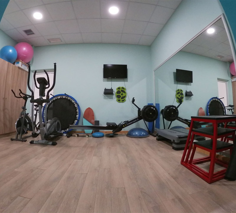Healthy Recovery Φυσικοθεραπευτήριο Λευκάδα Γυμναστήριο 1
