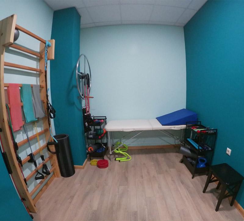 Healthy Recovery Φυσικοθεραπευτήριο Λευκάδα Γυμναστήριο 2